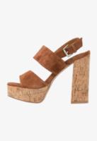 Sandale EVEN&ODD Maro EVEN&ODD sandals cognac