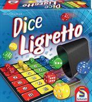Cutia Настольная игра Лигретто кубики