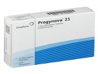 Progynova drajeuri 2 mg  N21