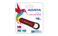 16Gb USB2.0 Flash Drive ADATA, Superior S007, red
