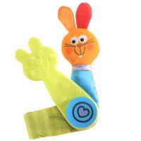 Chicco прорезыватель Кролик