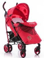 Bambini Shuttle Red Strawberry
