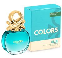 Benetton United Colors Blue EDT 50ml + Body Lotion 50ml