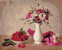 Flori și zmeură