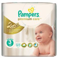 Pampers Premium Care 3 (4-9 кг.) 27 шт.