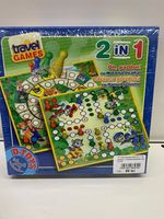 Game Board 2 in 1 Oh iertare! + Cararea pierduta, cod 41191