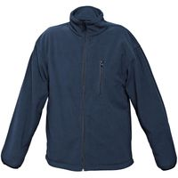 Синяя флисовая куртка FF BE-02-004