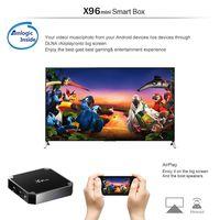 cumpără X96 mini. 1 Gb / 8 Gb+keyboard fara fir  /Multimedia player BOX. Android 7.1.2 Multifunctional!/ în Chișinău