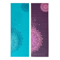 Коврик для йоги Bodhi Yoga Leela Collection Print Designs 183x60x0.45 cm, YMLEECOL45PD
