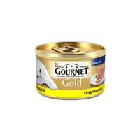 Gourmet Gold паштет с курицей 85 gr