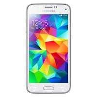 Samsung G800 Galaxy S5 mini, White