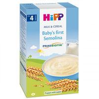 Hipp каша манная молочная, 4+мес. 250 г