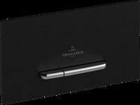 Clapeta de actionare ViConnect 300S, negru mat/crom mat