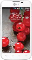 LG Optimus L5 II (E455) White 2 SIM (Dual)