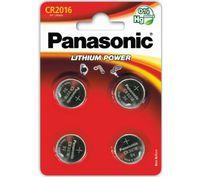 Baterie Panasonic CR2016EL/1B 3V
