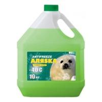 Антифриз Аляска -40 10л. (зеленый)