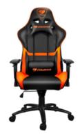 Игровое кресло Cougar ARMOR Black/Orange