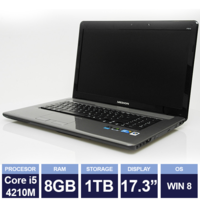 Ноутбук Medion E7272 (133980) (17.3"