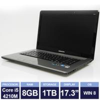 "Ноутбук Medion E7272 Gray (17.3"" | Intel Core i5 4210M | 8GB RAM | 1TB HDD | Windows 8)"