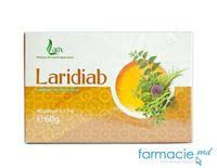 Ceai Larix Laridiab-antidiabetic 60g*40 pliculete