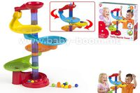 Color Baby 44280 Башня с ширикамт (4 уровня)
