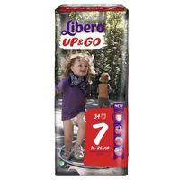 Libero трусики UPGO 7, 16-26 кг 34 штк