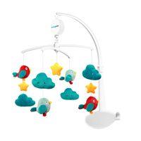 BabyOno карусель на кровать Clouds Birds