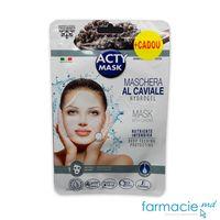 Acty Mask Set N2 (3 masti Cryo + 1 masca nutritiva cu extract de Caviar CADOU )