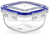 Аксессуар для кухни Dunya Plastik 30104 Контейнер квадратный 1,5L