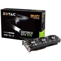 ZOTAC GTX 970 AMP! Extreme Core Edition, 4GB DDR5 256bit 1380/7200Mhz