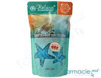 Соль для ванн Relaxa бергамот 1 кг (пакет)