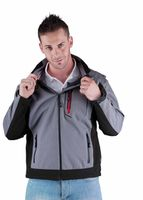 Мужская софтшеловая куртка DUTTON