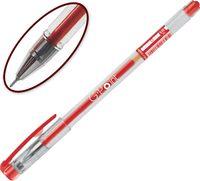 EKRAUSE Ручка гелевая EKRAUSE G-Point 0.38мм красная