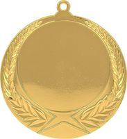 Медаль D70 мм/MMC1170/G золота