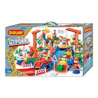 BAUER Constructor 300 parts, разноцветный