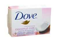 Dove мыло Coconut Milk, 100 г