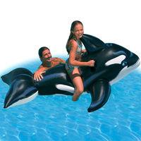 Intex Детский надувной Дельфин 193 х119 см