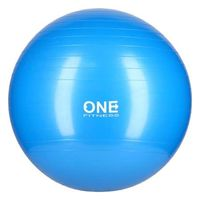 ФИТБОЛ GYM BALL 10 55CM ONE (BLUE)