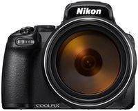 Фотоаппарат компактный Nikon Coolpix P1000 Black