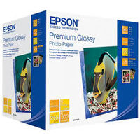 255gr. Premium Glossy Photo Paper 10*15 (1*500) Epson