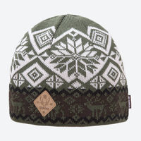 Шапка Kama Fish & Hunt Beanie, 50% MW / 50% A, inside Polycolon band, LA38