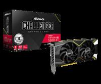 VGA ASRock Radeon RX 5500XT Challenger D 8G OC