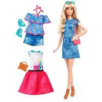 Mattel Барби кукла с набором одежды
