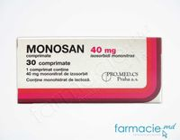 Monosan comp. 40 mg N10x3