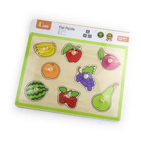 Flat Puzzle-Fruit