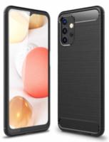 Чехол Carbon Fiber Armour Samsung Galaxy A72(A725)