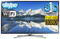 3D LED телевизор Samsung UE75F6400