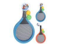 Набор для тенниса 2 ракетки, 2 мяча