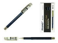Ручка гелевая PG-223 soft ink,0.5mm, синяя