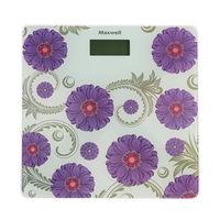 Напольные весы Maxwell MW-2674, Colored Flowers